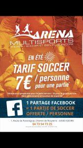 Tarif Ete Soccer